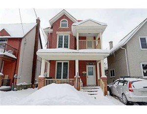 *SOLD* 112 PERCY ST